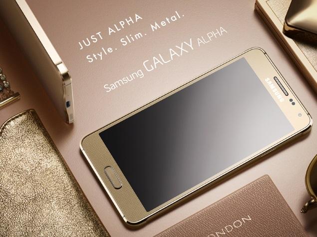 Samsung Galaxy Alpha 2