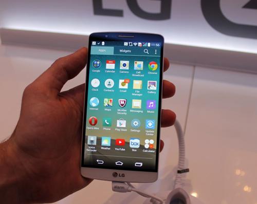 LG G3 özellikleri