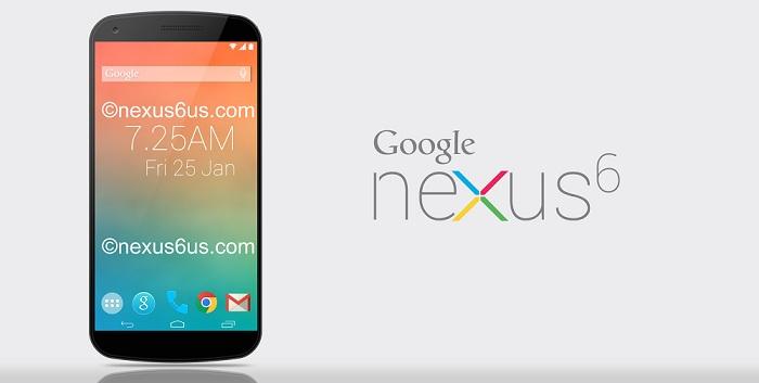 google nexus 6 ne zaman