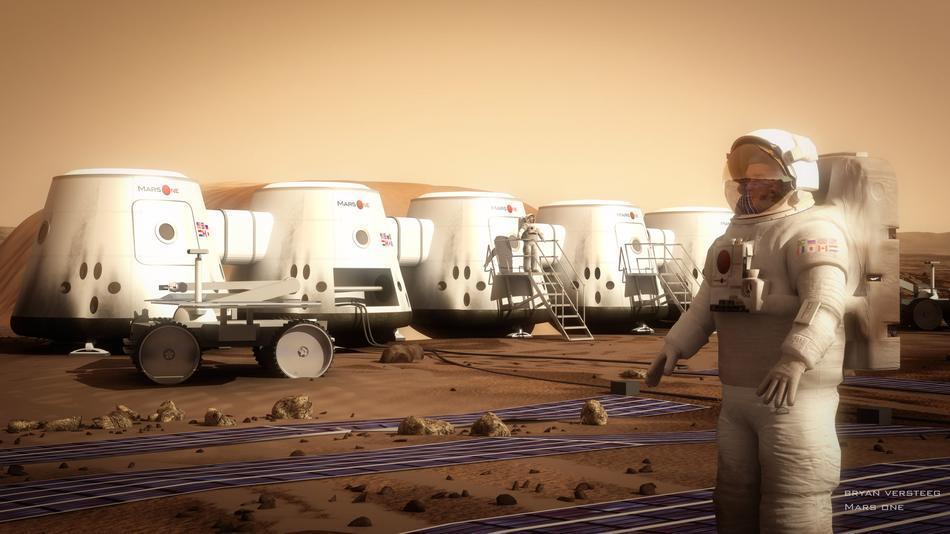 marsa insan gönderilecek