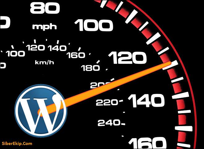 wordpress-hızlandırma