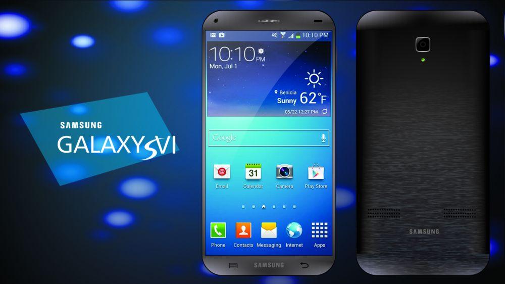 Galaxy S6 Özellikleri